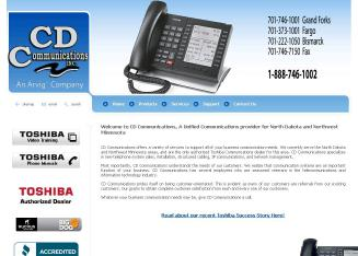 CD Communications Inc