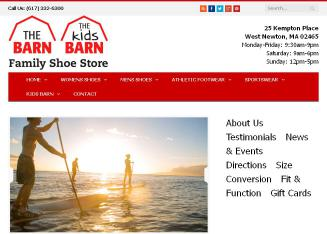 The+Barn+Family+Shoe%2F+%2FThe+Kid%27s+Barn Website