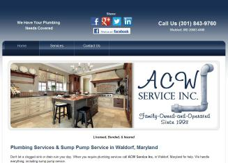 ACW+Service+Inc Website