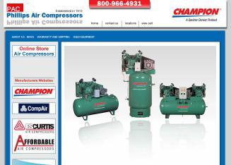 Phillips Air Compressor Inc In Chicago Il 5946 S