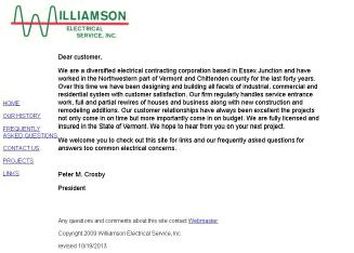 Williamson Electrical Services