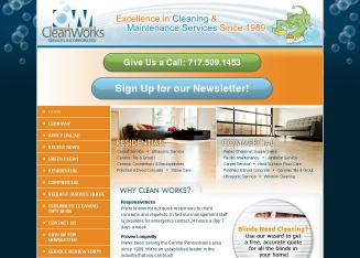 Clean Works Service Inc
