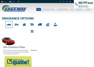 Freeway+Insurance-Los+Angeles Website