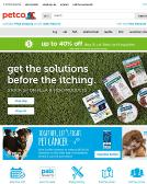 Petco Website