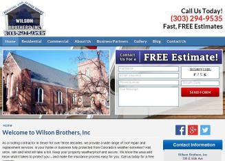 Wilson+Brothers+Inc Website