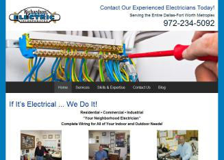 Richardson+Ready+Electric+Incorporated Website