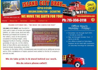 Island+City+Dray+Inc Website