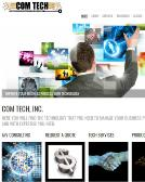 Com+Tech+Inc Website