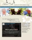 Silver+Oak+Country+Estates+for+Senior+Living Website