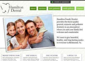 Michael+Hamilton+DMD Website