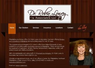 Dr.+Robin+Lowey+and+Associates+LLC Website
