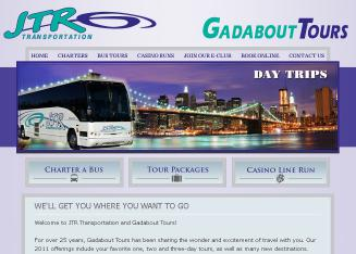 JTR+Transportation+Corporation Website