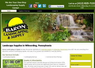 Baron Landscaping and Supply