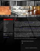Weiss+Hardwoods Website