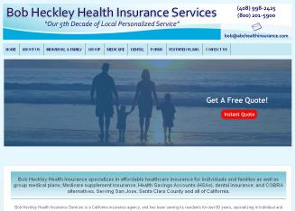 Bob+Heckley+Health+Insurance+Services%2C+Inc Website