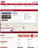 Lenhart%27s+Ace+Hardware Website