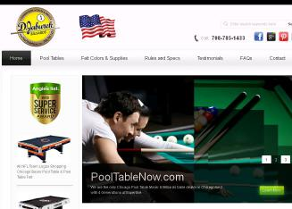 D. Jaburek Billiards & Pool Tables