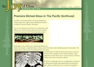 Joy Of Glass, The