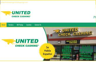 Check cashing usa locations