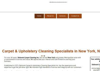 Delmont+Carpet+%26+Upholstery+Cleaning+Specialists Website