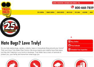 Truly+Nolen+Commercial+Pest+Control Website
