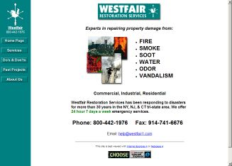 Westfair Restoration Services Inc