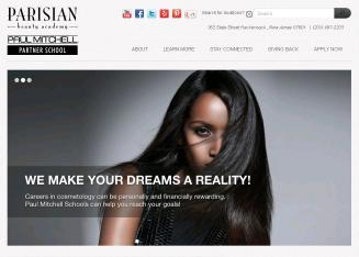 Parisian+Beauty+Academy+-+A+Paul+Mitchell+Partner Website