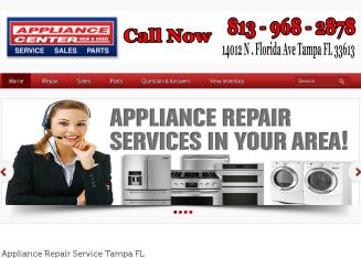 Appliance+Center Website
