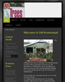 Old+Homestead+Tree+Farm Website