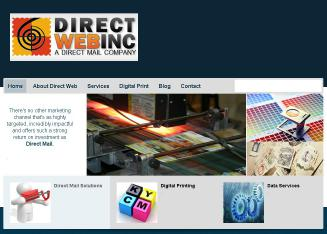 Direct+Web+Mail+Inc. Website