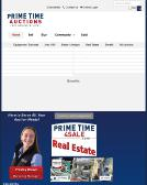 Prime Time Auctions Inc