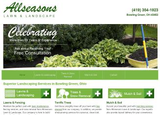 Allseasons Lawn and Landscape