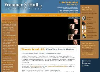 Woomer & Hall LLP