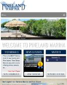 Pineland+Marina Website