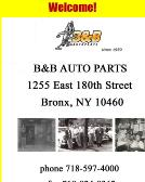 B+%26+B+Auto+Parts+LLC Website