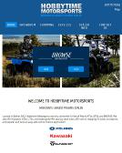 Hobby+Time+Motorsports Website