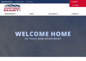 Apartment+Mart+Inc Website