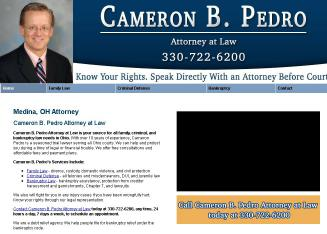 Pedro Cameron Attorney At Law