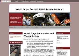 Good Guys Automotive & Transmissions