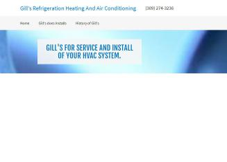 Gill's Refrigeration Heating & Air Conditioning