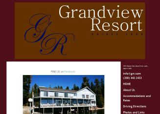 Grandview Resort Inc