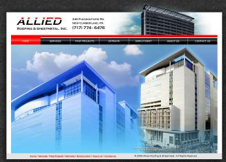 Allied+Roofing+%26+Sheet+Metal+Inc Website