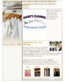 Barry%27s+Cleaners+%26+Launderers Website