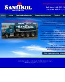 Sanitrol+Septic+Service+LLC Website