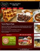 Tony%27s+Pizza+%26+Pasta Website