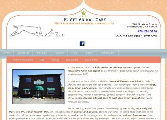 K.Vet Animal Care