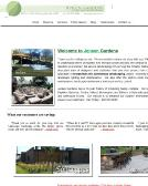 Jensen+Gardens Website