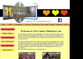 21st+Century+Slideshows Website