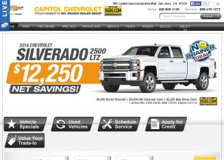 chevrolet in san jose ca 905 capitol expressway auto mall san jose. Cars Review. Best American Auto & Cars Review