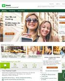 TD+Bank Website